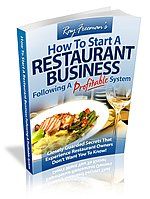 How To Start A Restaurant Following A Profitable System