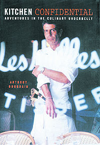 Chef Anthony Bourdain